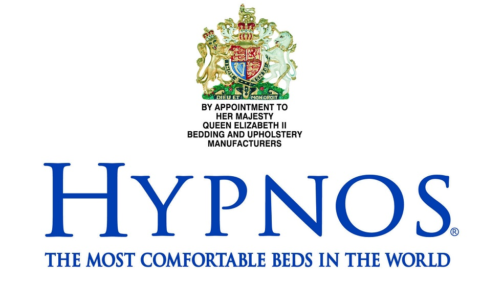 Hypnos beds in St Mawes Hotel