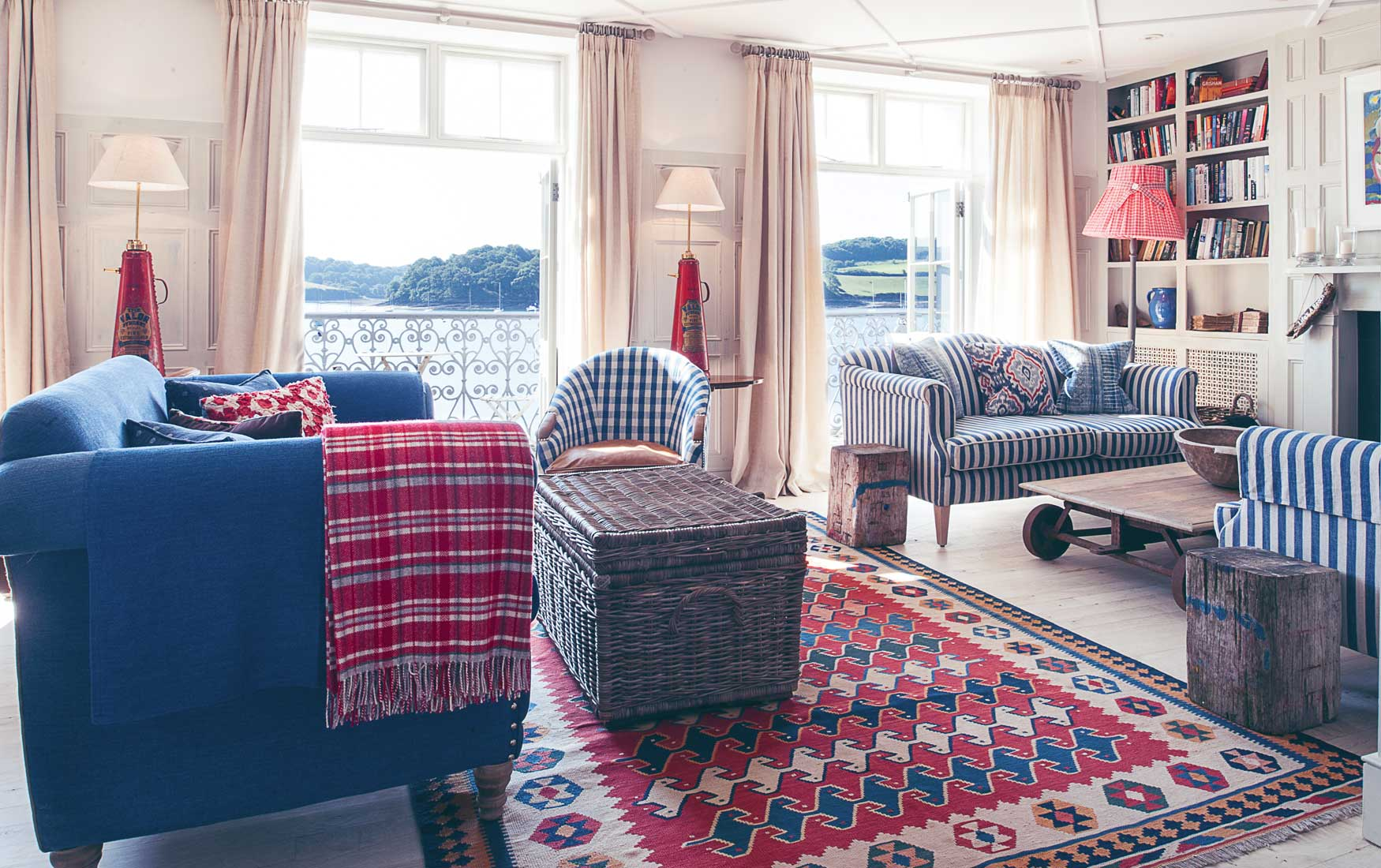 The Upperdeck At St Mawes Hotel