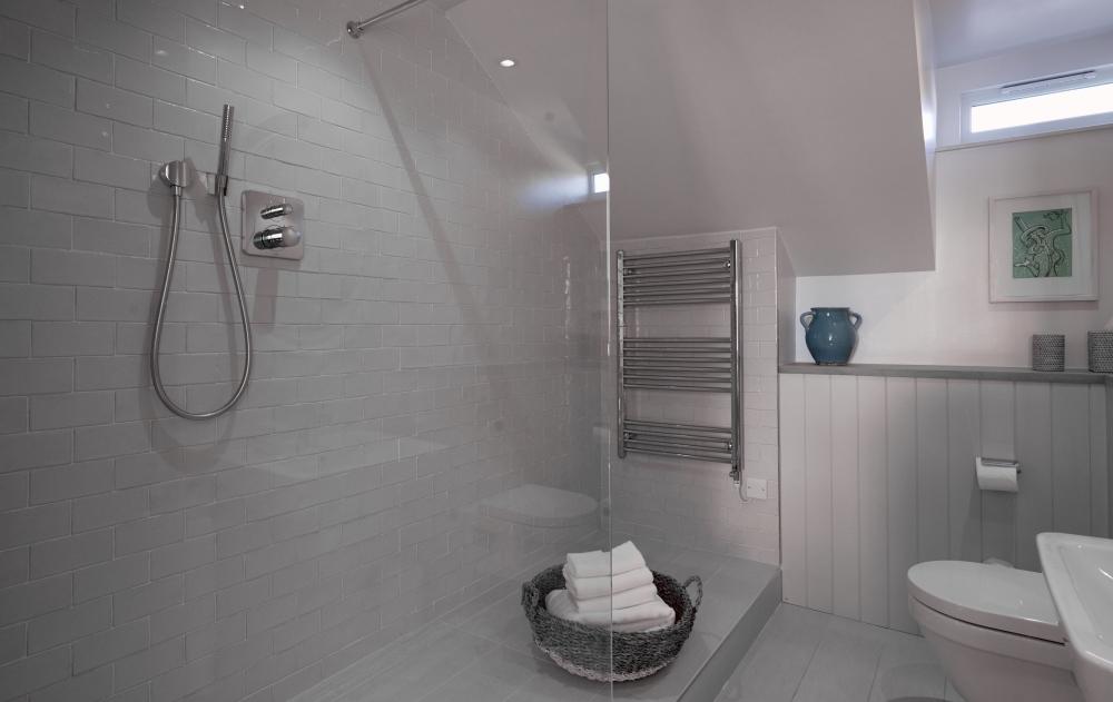 St Mawes Hotel - bathroom