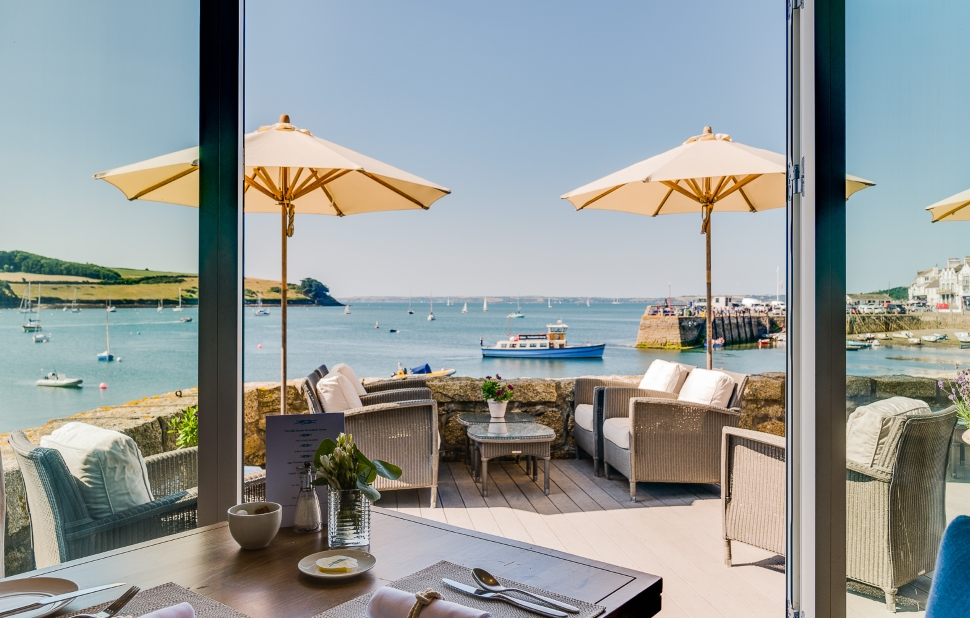 Idle Rocks Restaurant terrace