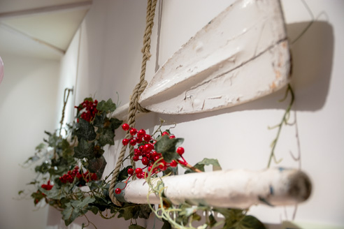 Christmas in Cornwall at the St Mawes Hotel