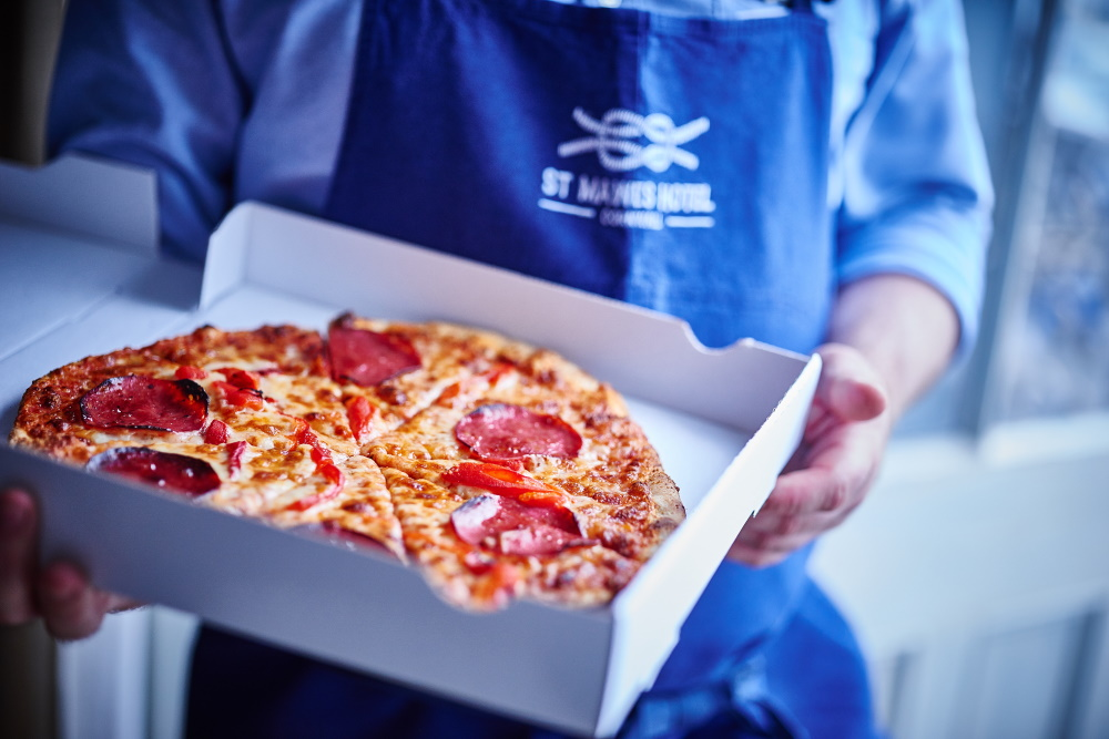 St Mawes Pizza Takeaway