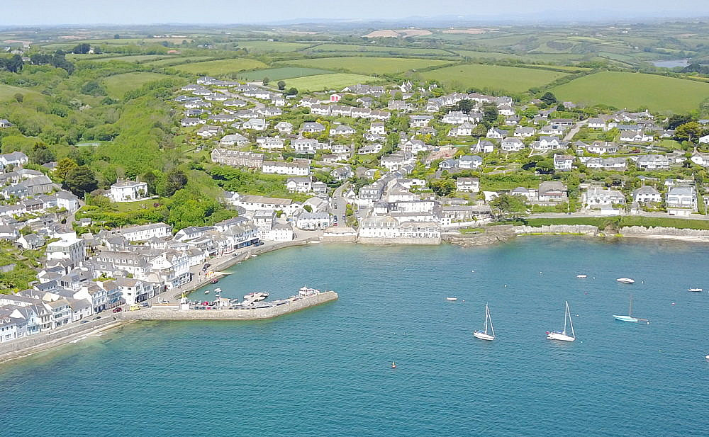 St Mawes From Above