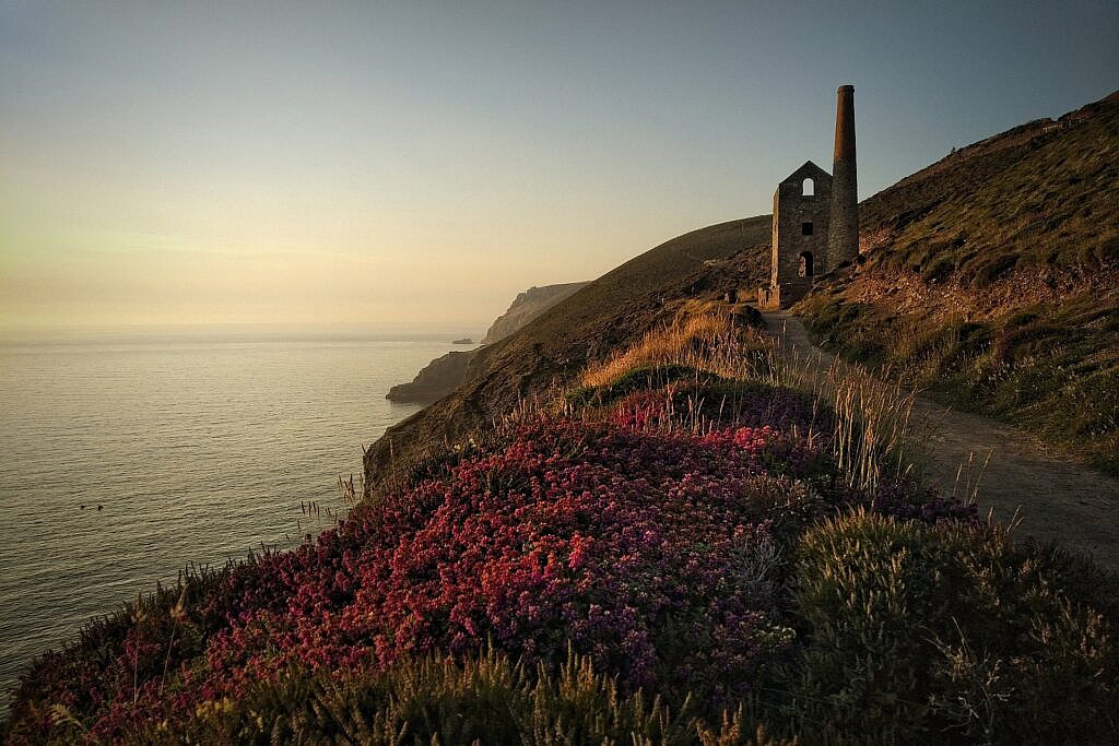 A view of Cornwall